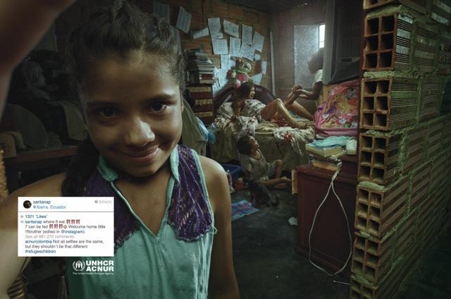 Una campaña que muestra los selfies que no te van a gustar