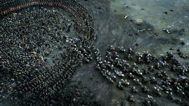 Los efectos visuales del final sorprendente de Juego de Tronos
