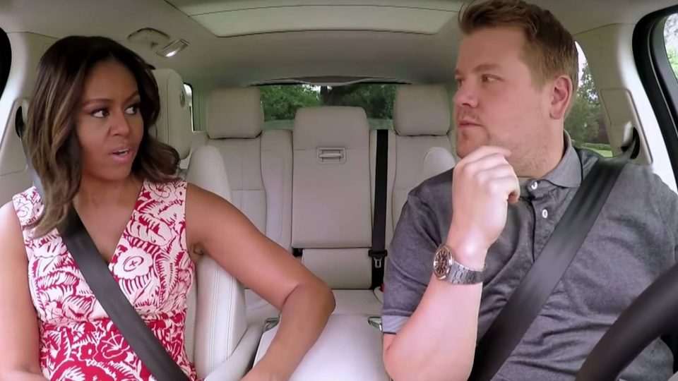 "Apple prepara una serie basada en ""Carpool Karaoke"""