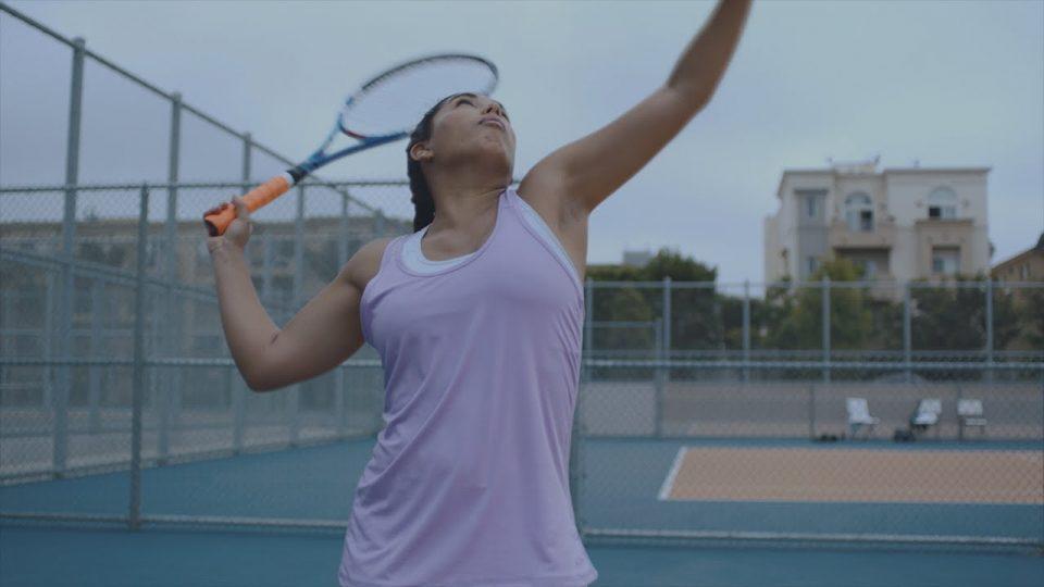 Dove a los medios: una deportista es algo más que un cuerpo