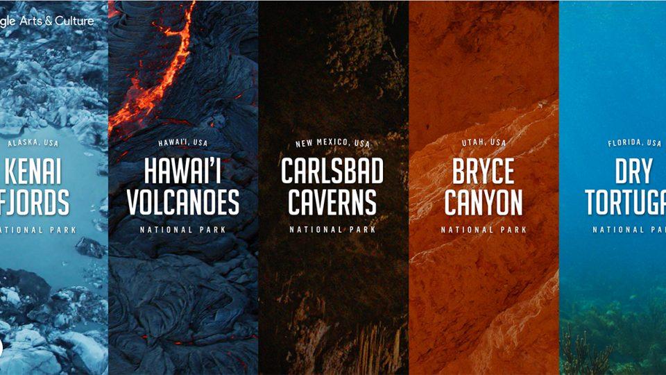 Parques nacionales de Estados Unidos en 360° gracias a Google