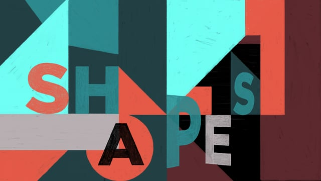 Shapes – Adult Swim