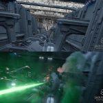 Los efectos visuales de Star Wars: El despertar de la fuerza