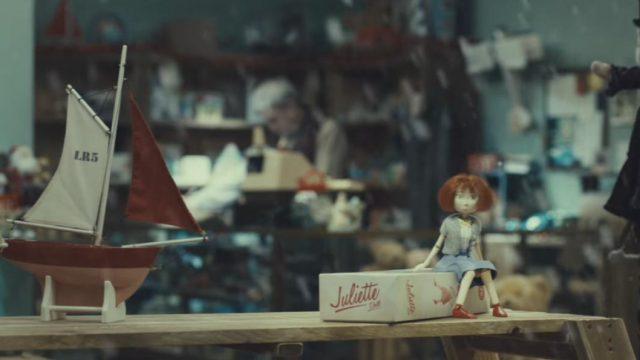 Juliette, la emotiva historia de McDonald's