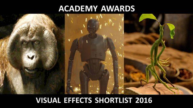 Un vídeo resume las 10 películas con mejores efectos visuales