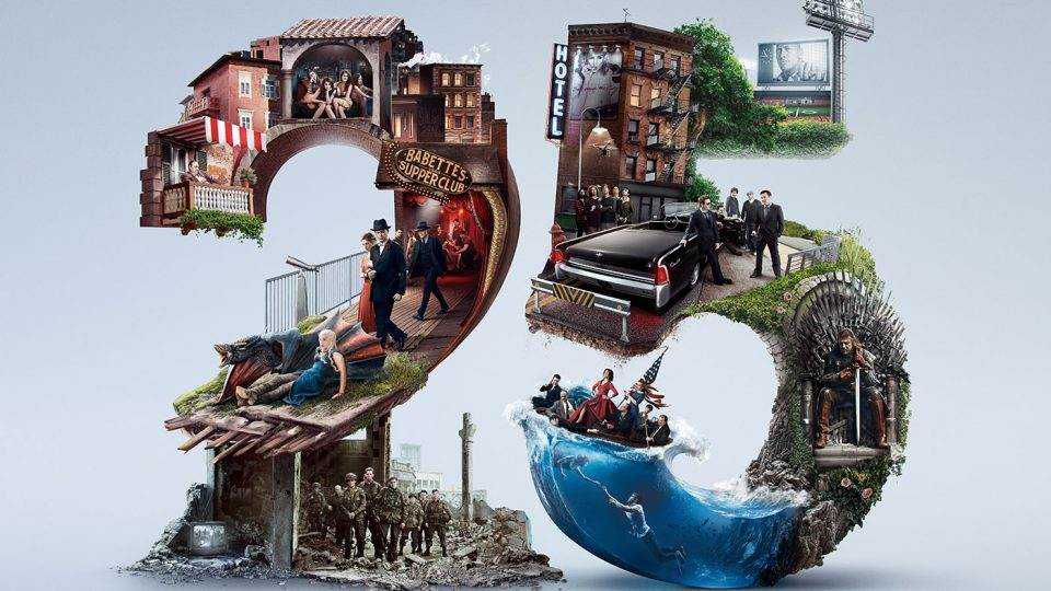 HBO Asia cumple 25 años