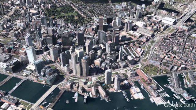 Este vídeo reune todas las imágenes de Google Maps