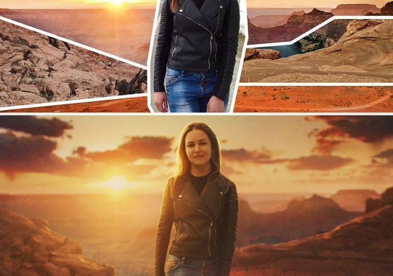 El fotógrafo ruso Max Asabin es el Master de Photoshop