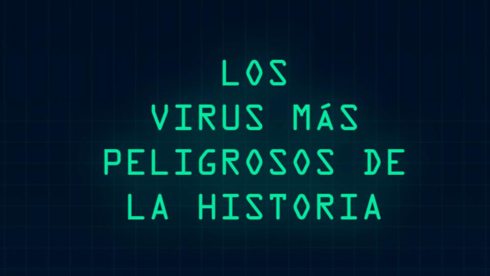 Los virus informáticos mas peligrosos de la historia | Infografía