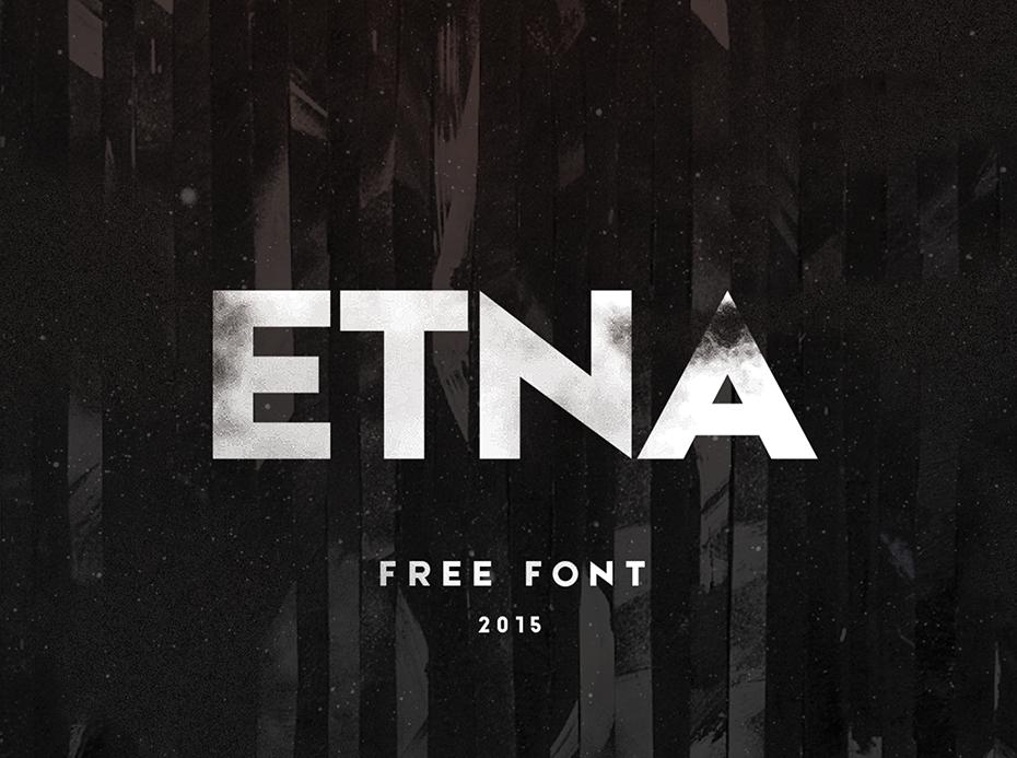 ETNA - Fuentes Tipográficas