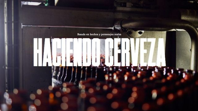 Una serie sobre cómo se elabora la cerveza de Ambar
