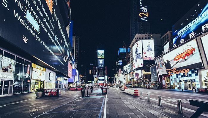 Desert in the City - Nueva York Acción de Gracias