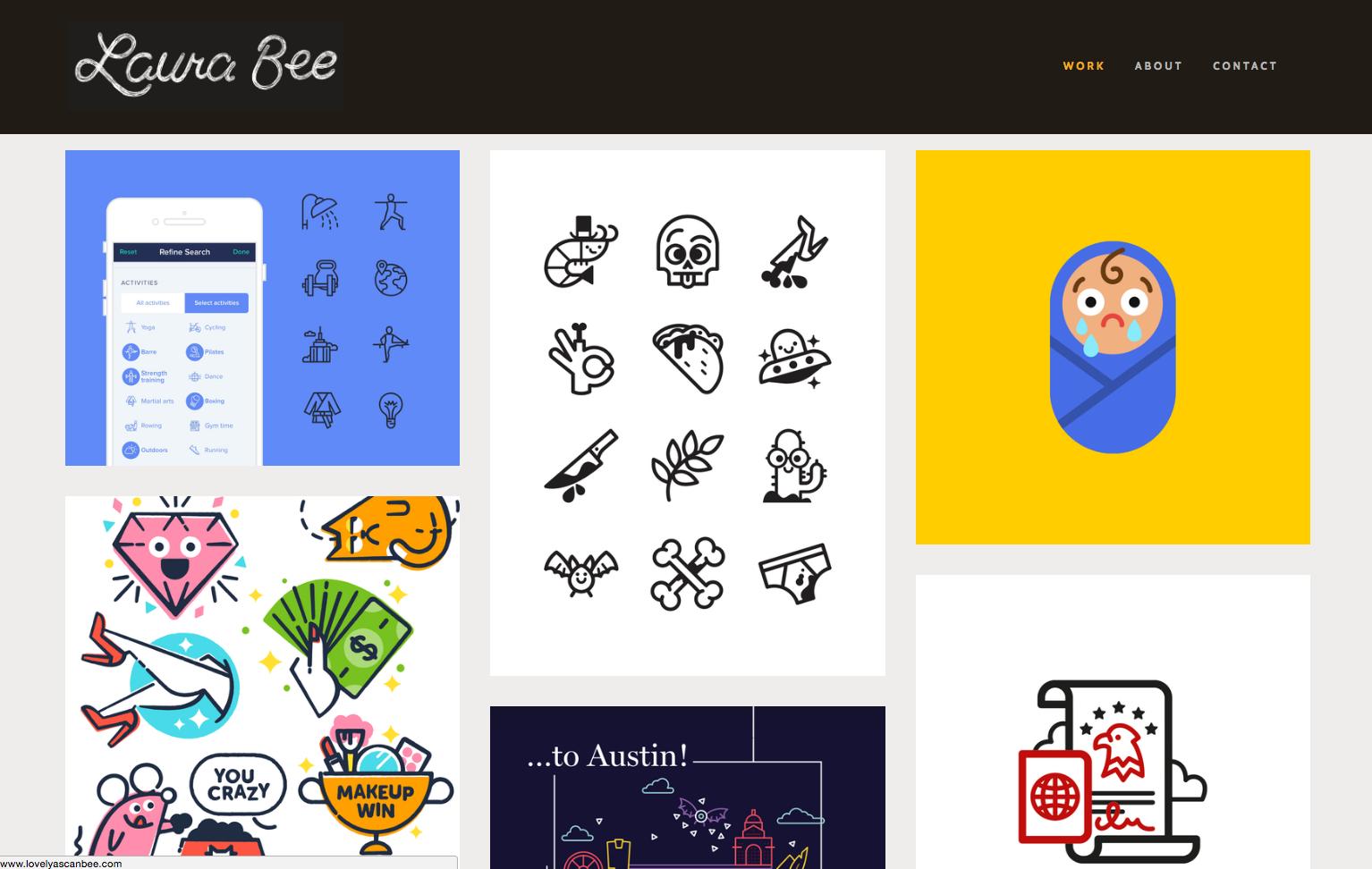 Páginas web que sirven de inspiración para un proyecto web
