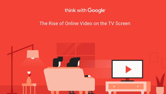 El aumento del vídeo online en la televisión