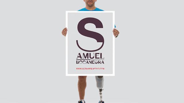 Luchando contra las minas antipersonas: Letras de Apoyo
