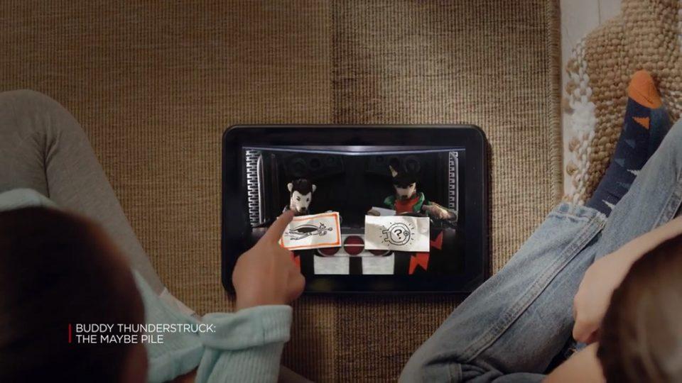 Netflix ya ha estrenado una película interactiva