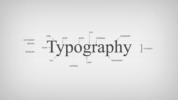Encuentra la tipografía que necesitas para tu diseño