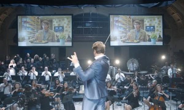 McDonald's: Maestro Burger Orchestra