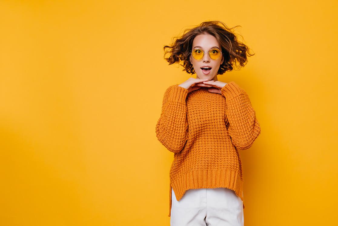 Psicología del color - Naranja