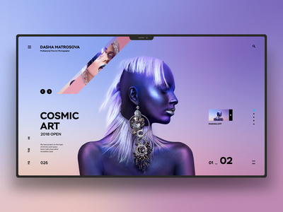 Maxim Nilov, un diseñador para inspirarse