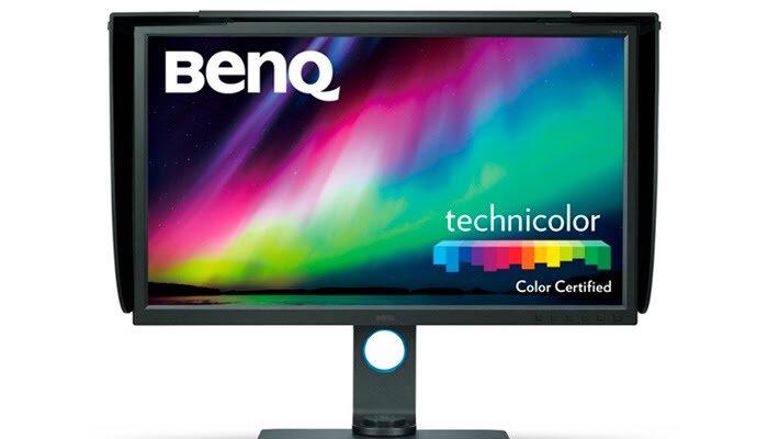 BenQ SW320 - Monitor profesional para diseñadores