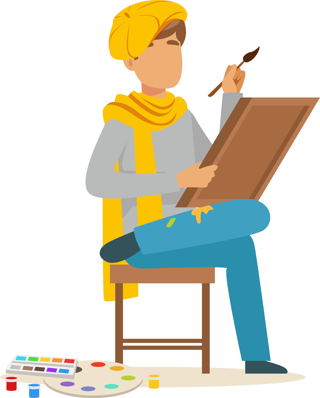 Pintura para mejorar el retoque fotográfico