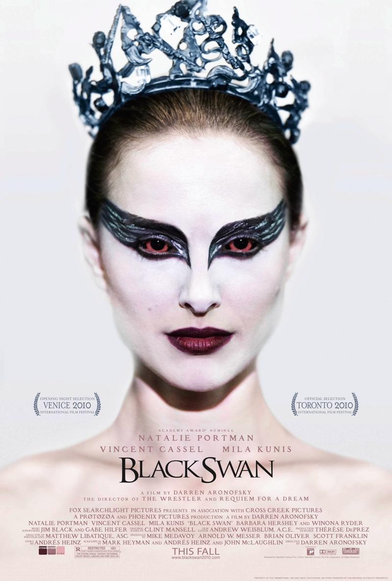 Posters Cisne Negro - Fuente Trajan