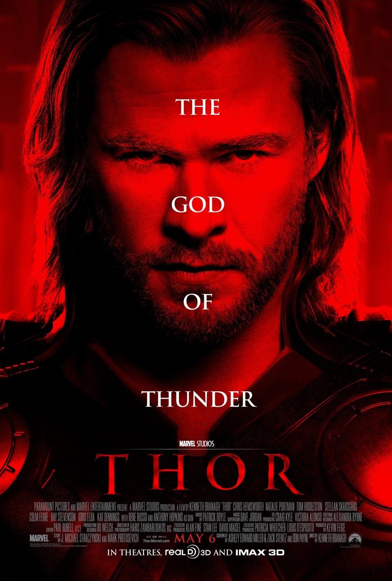 Posters Thor - Fuente Trajan