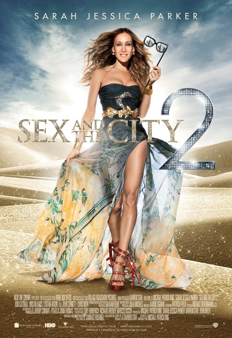 Posters Sexo en Nueva York - Fuente Trajan