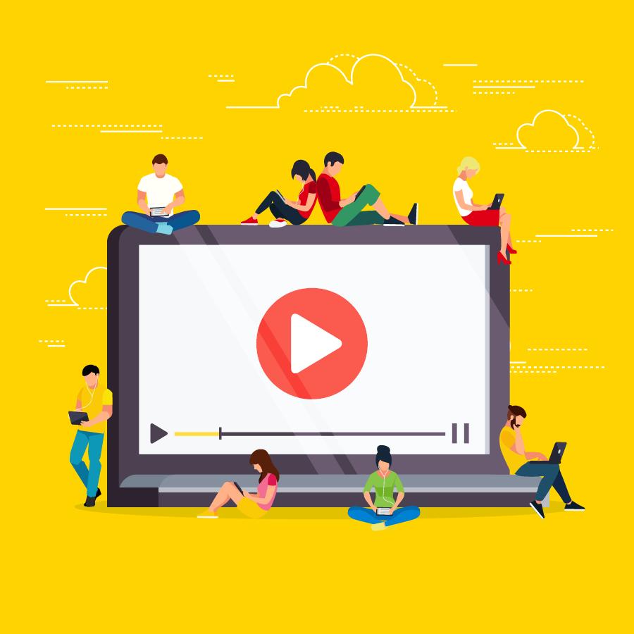 Las 5 estadísticas para enamorarte del vídeo online