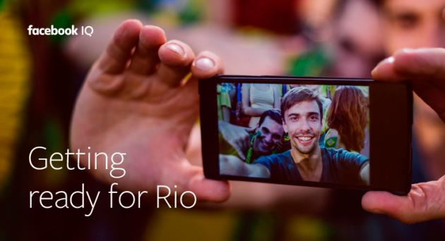 Infografía: Los Juegos de Rio - Facebook y GfK