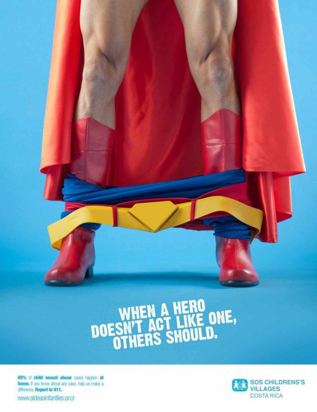 Aldeas Infantiles - Si los heroes no actuán como tal , tenemos que hacerlo los demás