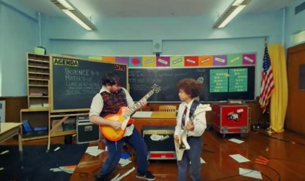 Video 360º en YouTube sobre School Of Rock