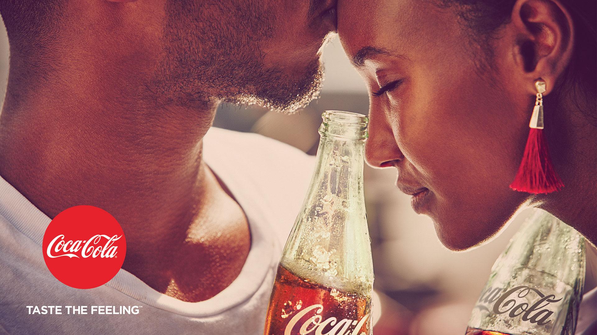 """""""Siente el sabor"""" de la nueva campaña global de Coca-Cola"""
