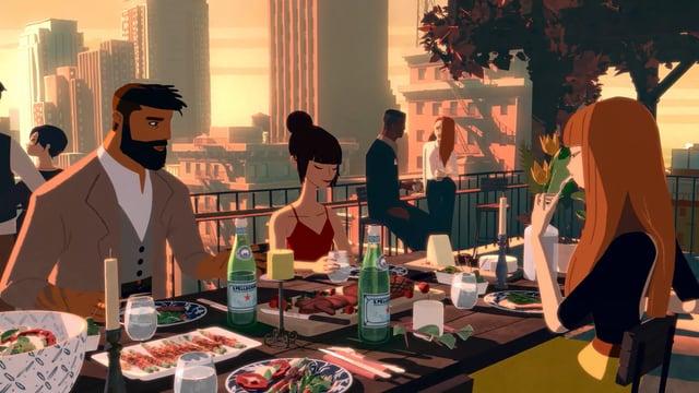 San Pellegrino 'Dining By Starlight'