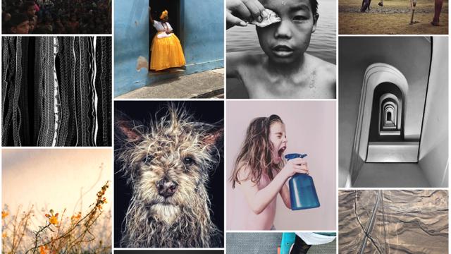 Los Premios a las fotografías creada en iPhone